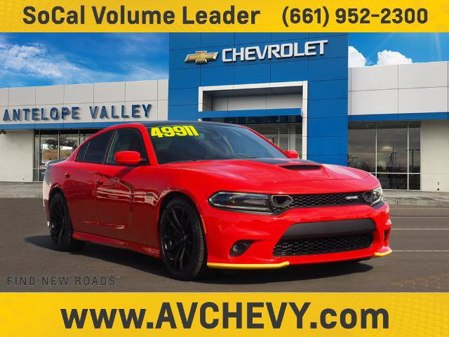 2019 Dodge Charger Scat Pack Scat Pack RWD Premium Unleaded V-8 6.4 L/392 [17]