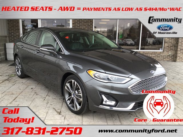 Used 2019 Ford Fusion in Bloomington, IN