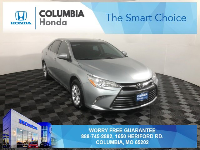 Used 2016 Toyota Camry in Columbia, MO
