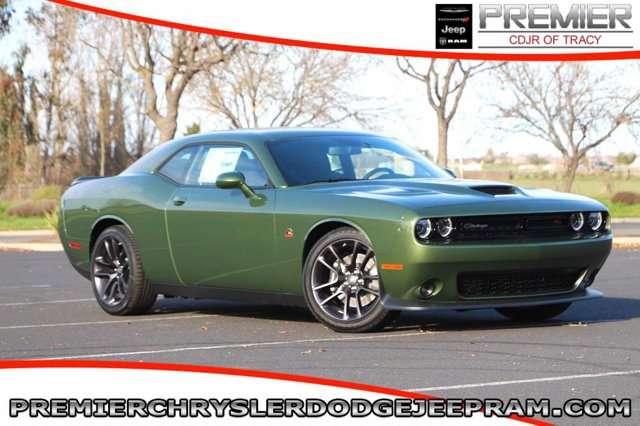 New 2020 Dodge Challenger in Tracy, CA