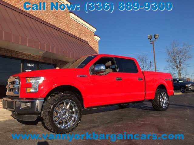 Used 2015 Ford F-150 in High Point, NC