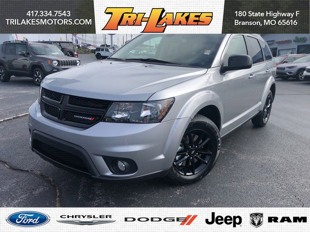 New 2019 Dodge Journey in Branson, MO
