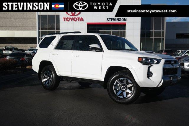 New 2020 Toyota 4Runner in Lakewood, CO