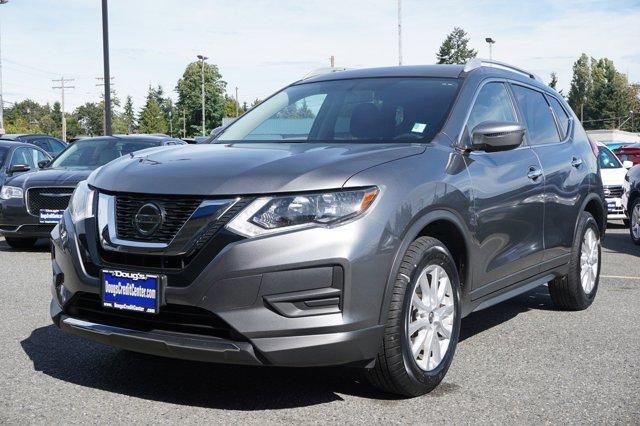 Used 2018 Nissan Rogue in Lynnwood Seattle Kirkland Everett, WA