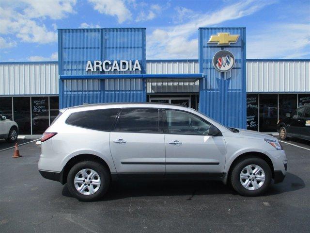 New 2017 Chevrolet Traverse in Arcadia, FL