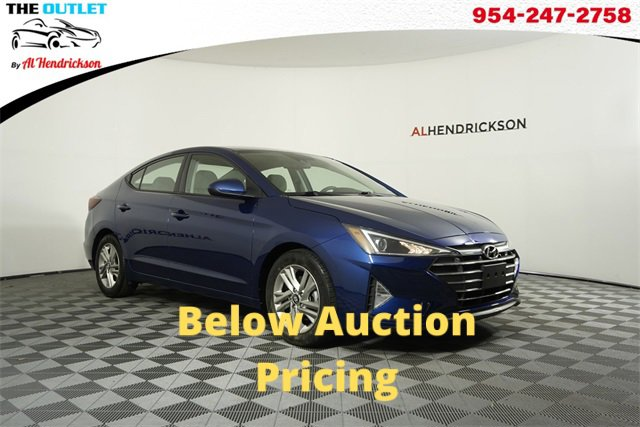 Used 2019 Hyundai Elantra in Coconut Creek, FL