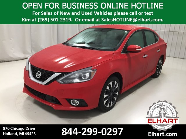 Used 2019 Nissan Sentra in Holland, MI