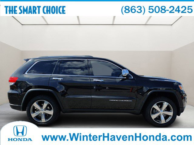 Used 2015 Jeep Grand Cherokee in Winter Haven, FL