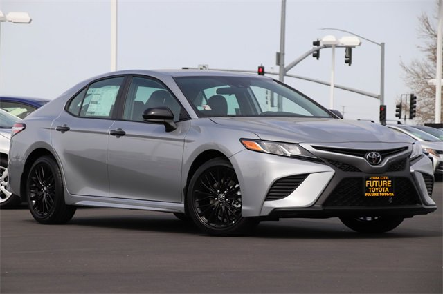 New 2020 Toyota Camry in Yuba City, CA