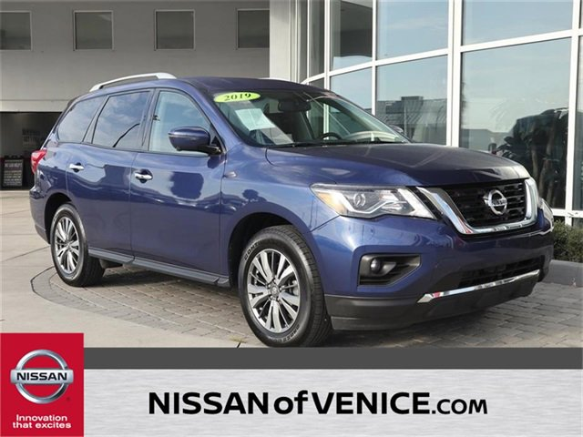 Used 2019 Nissan Pathfinder in Venice, FL