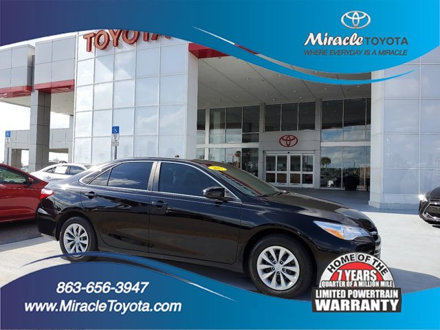 Used 2017 Toyota Camry in Haines City, FL