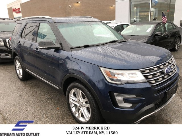 Used 2017 Ford Explorer in Valley Stream, NY