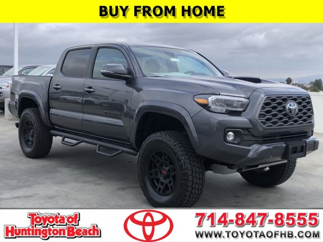 2021 Toyota Tacoma TRD Sport TRD Sport Double Cab 5′ Bed V6 AT Regular Unleaded V-6 3.5 L/211 [0]