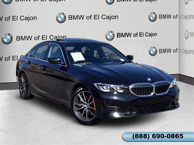 Used 2020 BMW 3 Series in San Diego, CA