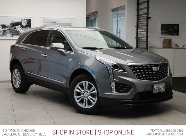 2021 Cadillac XT5 FWD Luxury FWD 4dr Luxury Turbocharged Gas I4 2.0L/ [19]