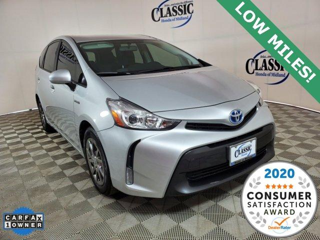 Used 2016 Toyota Prius V in Midland, TX