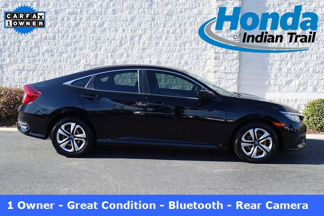 2017 Honda Civic Sedan LX LX CVT Regular Unleaded I-4 2.0 L/122 [5]