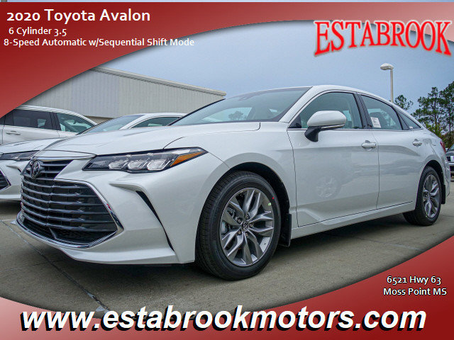 New 2020 Toyota Avalon in Moss Point, MS