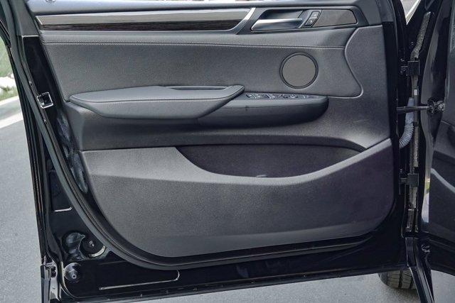 2017 BMW X3 sDrive28i Sports Activity Vehicle
