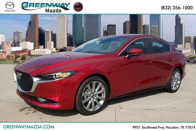 2020 Mazda Mazda3 Sedan Select