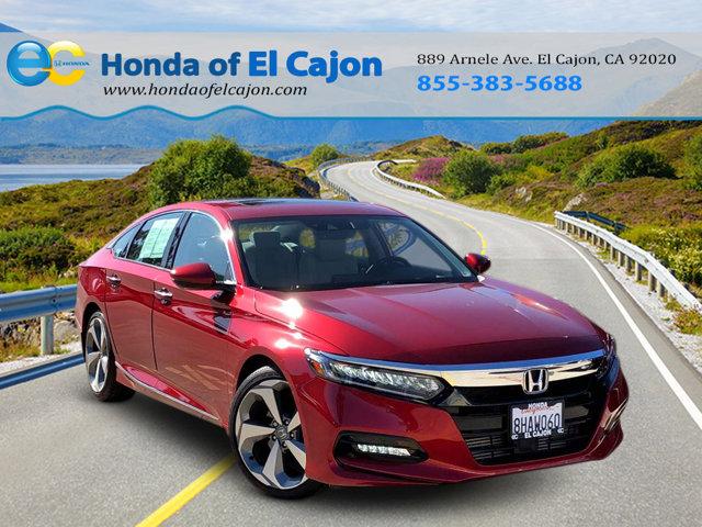 Used 2018 Honda Accord Sedan in El Cajon, CA