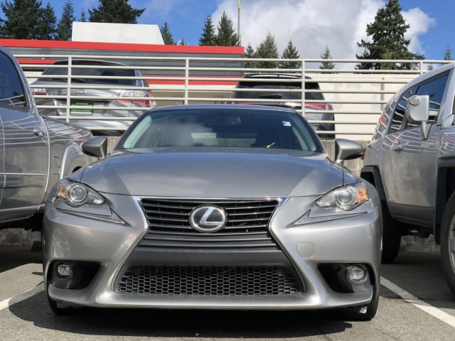 Used 2015 Lexus IS 4DR SDN