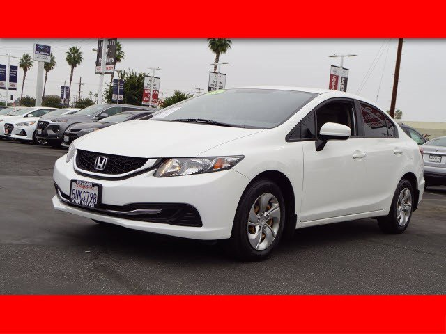 2015 Honda Civic Sedan LX 4dr CVT LX Regular Unleaded I-4 1.8 L/110 [1]