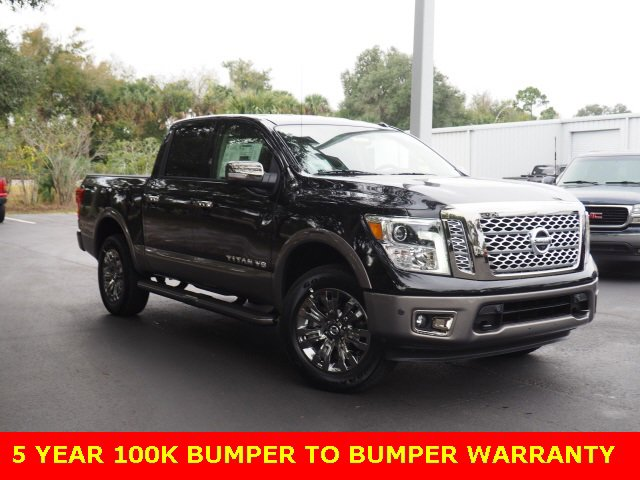New 2019 Nissan Titan in Titusville, FL