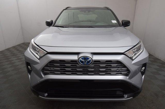 New 2020 Toyota RAV4 Hybrid XSE AWD