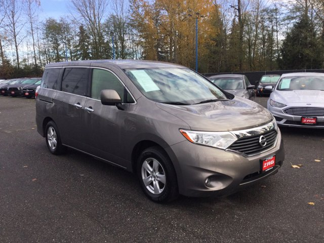Used 2015 Nissan Quest 4dr SV