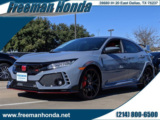 New 2019 Honda Civic Type R in Dallas, TX