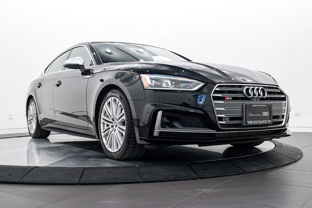2018 Audi S5 Sportback Prestige