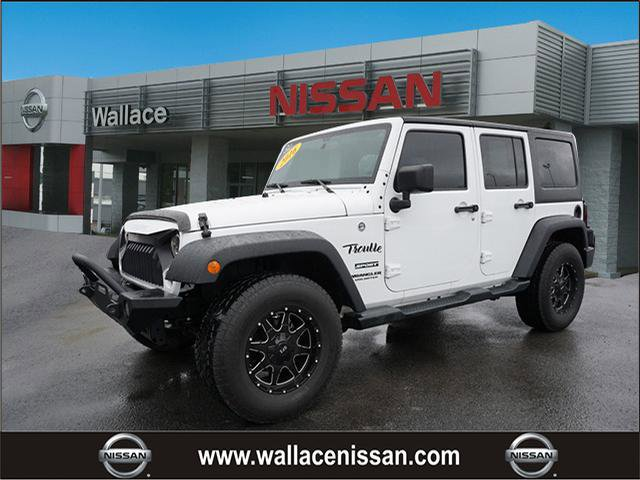 Used 2016 Jeep Wrangler Unlimited in Kingsport, TN