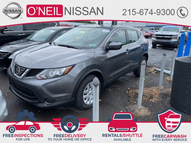 2019 Nissan Rogue Sport S AWD S Regular Unleaded I-4 2.0 L/122 [17]