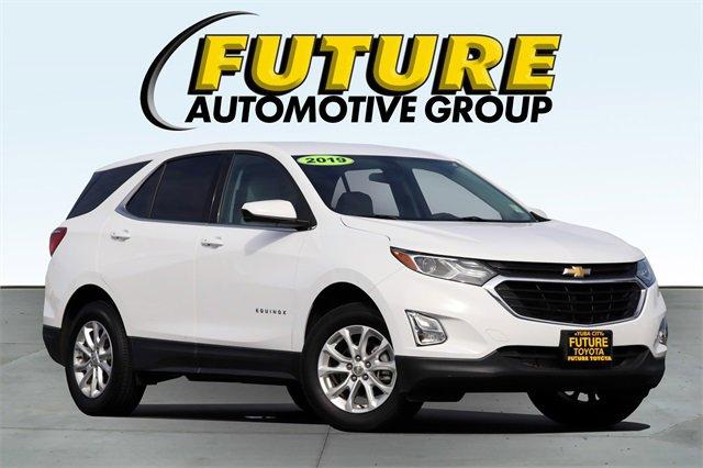 Used 2019 Chevrolet Equinox in Yuba City, CA