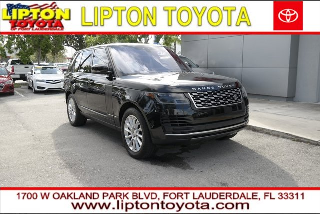 Used 2018 Land Rover Range Rover in Ft. Lauderdale, FL