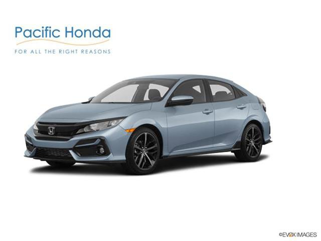 New 2020 Honda Civic Hatchback in San Diego, CA
