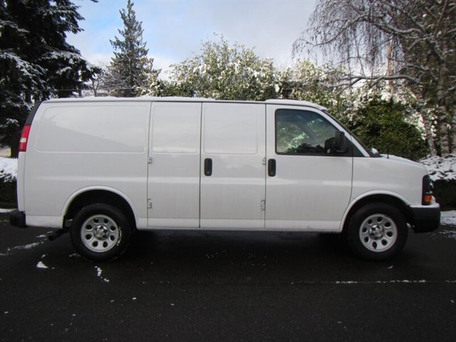 Used 2014 Chevrolet Express Cargo Van RWD 1500 135