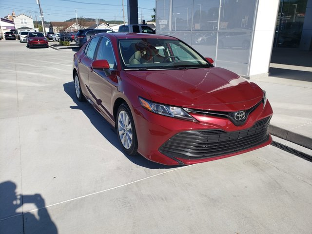 New 2020 Toyota Camry in Ashland, KY