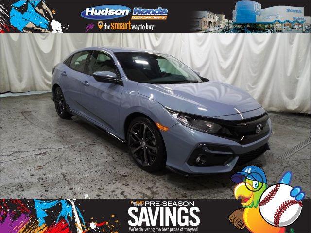 2021 Honda Civic Hatchback Sport