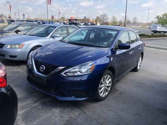 Used 2018 Nissan Sentra in Henderson, NC