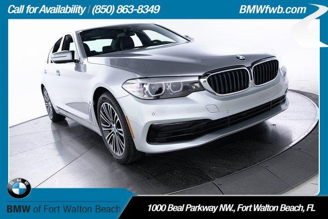New 2019 BMW 5 Series in Fort Walton Beach, FL
