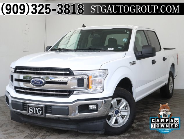 Used 2019 Ford F-150 in Ontario, Montclair & Garden Grove, CA