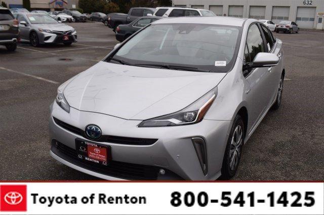 New 2020 Toyota Prius in Renton, WA