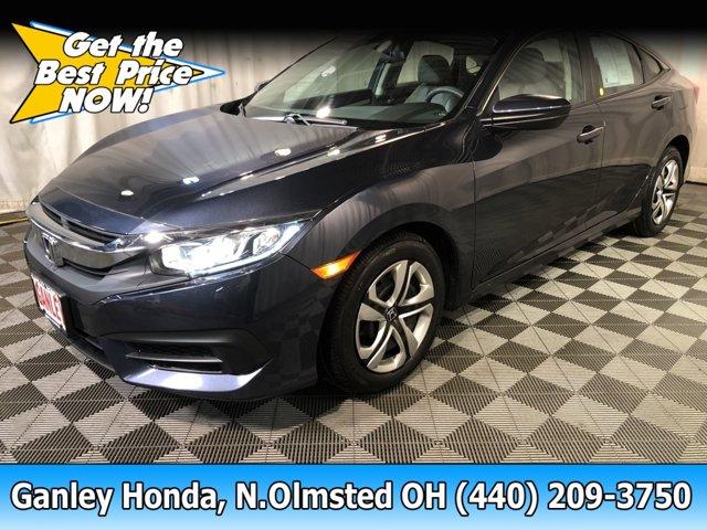 Used 2017 Honda Civic Sedan in Cleveland, OH