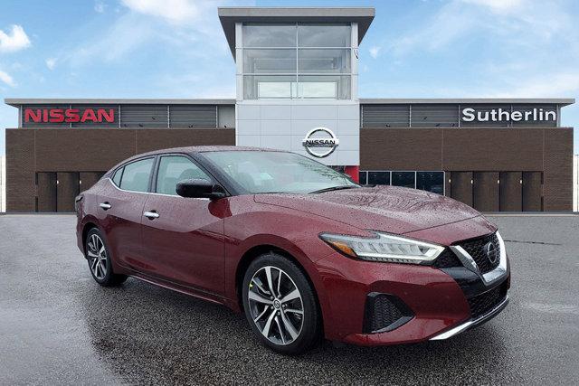 New 2020 Nissan Maxima in Buford, GA