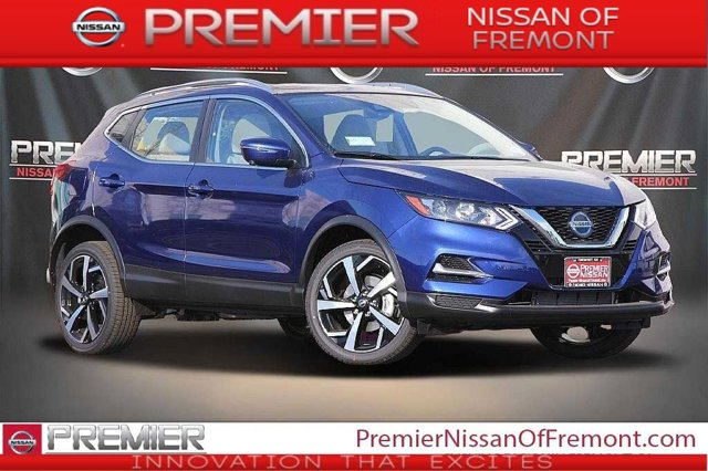 New 2020 Nissan Rogue Sport in FREMONT, CA
