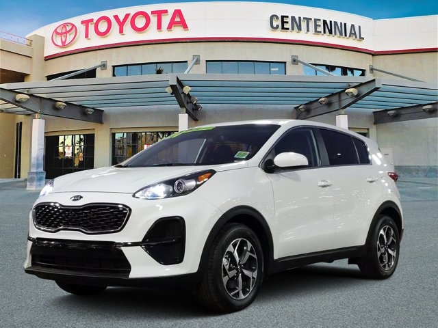 Used 2020 KIA Sportage in Las Vegas, NV