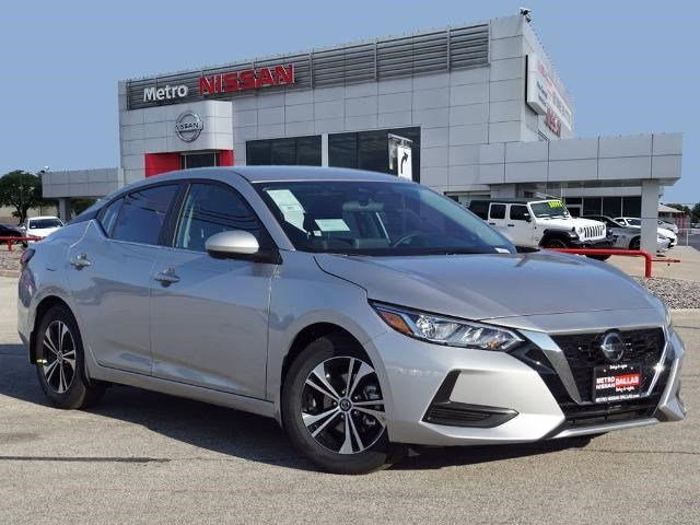 2021 Nissan Sentra SV SV CVT Regular Unleaded I-4 2.0 L/122 [19]