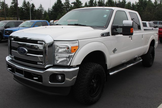 Used 2015 Ford Super Duty F-350 SRW in Tacoma, WA
